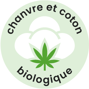 Coton et chanvre biologique