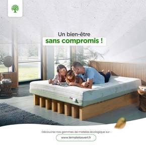 ✅ #lematelasvert un bien-être sans compromis ♻️