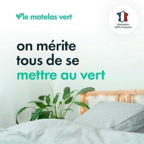 On mérite tous de se mettre au vert 🌱🌱🌱🌱🌱🌱🌱 Chez #lematelasvert notre philosophie est de permettre à nos clients de faire des économies en achetant les #literies les plus natuelles du marché, le tout #fabriquéenfrance 🇫🇷   📍 découvrez-nous dans notre nouvelle boutique 9 rue des blancs manteaux à #Paris #lemarais 🌱