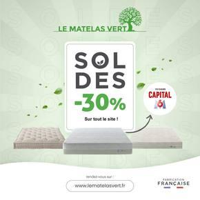 Les soldes c'est maintenant et jusqu'au 16 Février 2021! Profitez des meilleurs tarifs de la #literie la plus #naturelle #ecologique et #economique de #france 🇫🇷🌱 1 arbre planté à chaque vente avec l'#ONF 🌳🌳🌳🌳